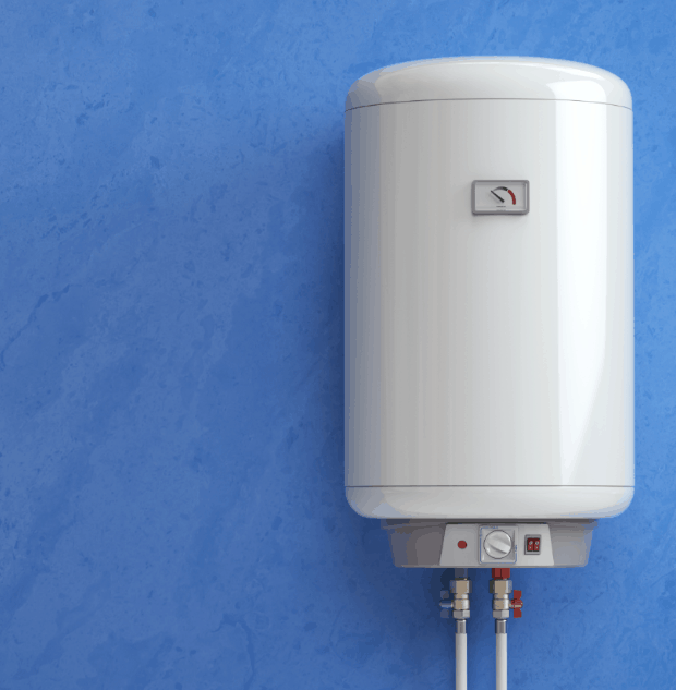 electric water heater to improve asking price